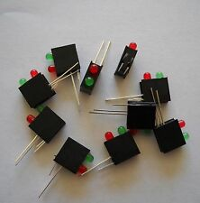 3mm LED holders  X 10. Plus 100mm length 3mm tubing Can be used to make signals