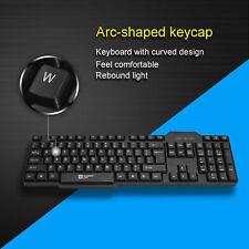 Keyboard Vander Hee Wired Office / Gaming Keyboard Floating PC Laptop-Wholesale