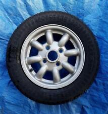 BMW Mini Cooper R50 R55 R56 compacto de acero de la rueda de repuesto NEGRO 115//70 R15 1509164