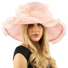 26fff2ec7b1f9 Pink Church Dress Hats for Women for sale