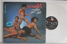Boney M. -  Love For Sale - LP 1977 D mit Poster - Hansa 28 888 OT