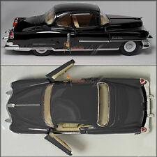 Kinsmart 1953 BLACK Cadillac Series 62 HARD TOP 1:43 Scale Die Cast NO-BOX