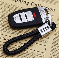 Audi Key Ring Key Chain Car Key Holder a1 a2 a3 a4 q7 s line