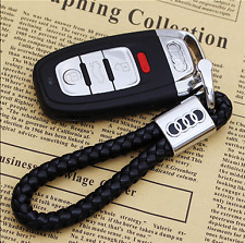Audi Key Ring Key Chain Car Key Holder a1 a2 a3 a4 q7 s line