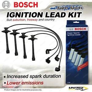 Bosch Ignition Leads for Toyota Camry SDV10R SXV10 SV41 SV42 Celica ST184 ST204