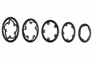 Gates Carbon Drive CDX, 5-Arm, 130mm, 46-48-50-55-60-63-70 Zähne, Riemenscheibe