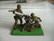 Britains Mortar US Soldiers