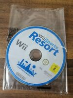 Nintendo Wii Sports Resort Game Disc Only
