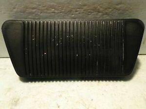 1974-76 Bricklin SV1 / 1971-77 AMC Slip-On Brake Pedal Pad NOS (Auto Trans Only)