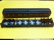 LOT OF 2 HO SCALE  INTERIORS FOR ATHEARN HEAVYWEIGHT PULLMAN PASSENGER CARS