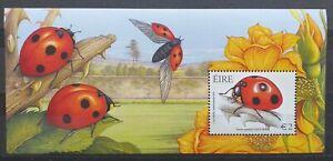 Ireland - Irish 2003 Beetles - Miniature Sheet - MNH
