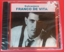 EXTRANJERO by FRANCO DE VITA (CD, 1990 - Sonografica - Venezuela) Like New!!!