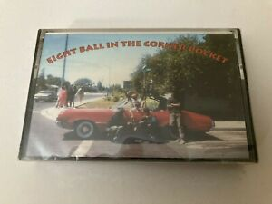 Black Dynasty Eight Ball In The Corner Pocket Cassette Tape Oakland No Barcode