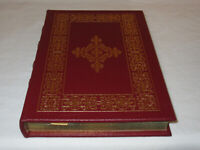 SIGNED FIRST EDITION Easton Press A BEND IN THE RIVER Naipul LEATHER FINE RARE!