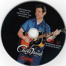 THE CHRIS ISAAK SHOW Official Promotional DVD, 3 episodes from Season 2 ~ RARE