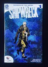 Shipwreck #1 Blindbox Color Variant Warren Ellis Phil Hester Aftershock Comics