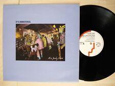 "It's Immaterial Ed's Funky Diner A-1U B-1U UK 12"" SIREN 8-12 1985 EX/EX"