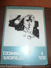 Comics World 1 1972 (italien)