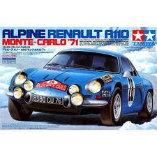 Tamiya 24278 1/24 ALPINE RENAULT A110 Monte Carlo '71 w/Engine from JapanRareNIB