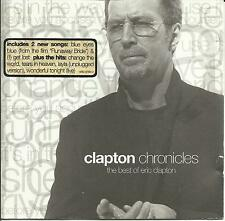 Eric Clapton: [Made in Germany 1999] Chronicles - The Best Of            CD