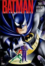 USED DVD -- Batman: The Animated Series - THE LEGEND BEGINS - 110min