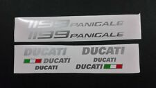 Ducati 1199 Panigale sticker / decal pack Metallic Silver or choose your colour