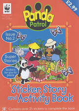 Panda Patrol: Bk. 2: Sticker, Story and Activity Book (Panda Patrol S.),Volke, G