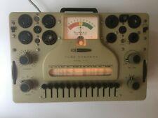 Vintage Heahtkit Model IT-17 Vacuum Tube Checker