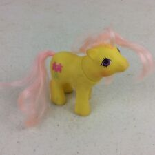 1987 My Little Pony Hasbro Baby Snippy Figure Toy