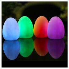 Self Multi Color Changing Eggs Visual Stim Autism Special Need Sensory Room