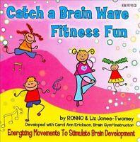 NEW Catch A Brain Wave Fitness Fun (Audio CD)