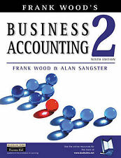 Frank Wood's Business Accounting 2 (Vol 2)