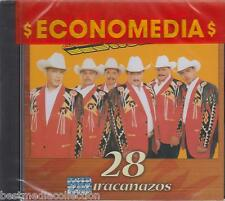 Los Huracanes Del Norte CD NEW 28 Huracanazos ALBUM Economedia SEALED