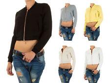 Markenlose Damen-Strickjacken aus Baumwolle