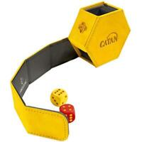 Catan Hexatower - Yellow