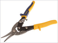 "IRWIN 10504311 AVAIATOIN SNIPS STRAIGHT CUT 250MM 10"" (1.19MM CUT)  QTY 1"