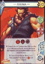 UFS - Street Fighter - Akuma 3-Dot - #02/23 - Promo Character Card - X4 PLAYSET