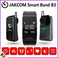 JAKCOM B3 smart watch hot sale with meizu hd earphones for ps2 network adapter