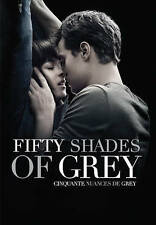 Fifty Shades of Grey (DVD, 2015, Canadian)