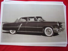 1953 LINCOLN  CAPRI  4DR   11 X 17  PHOTO  PICTURE