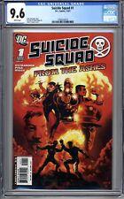Suicide Squad #1  CGC Graded 9.6 (NM+) 2007 - DC Comics