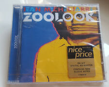 """JEAN MICHEL JARRE """"ZOOLOOK"""" 24 BITS REMASTERED VERSION CD / NEW & SEALED"""