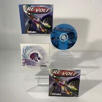 Re Volt SEGA Dreamcast Acclaim Games