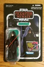 Star Wars Vintage Collection TPM VC 79 Darth Sidious MOC Mint on Card