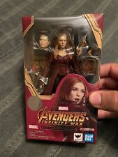 S.H.Figuarts Scarlet Witch Avengers Infinity War Figure Marvel Bandai Used