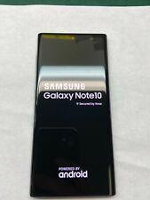 Samsung Galaxy Note10 SM-N970U Aura Black (GSM Unlocked)