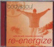 Body & Soul - RE-ENERGIZE