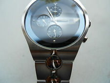 Fossil Chronograph Men's Arkitek,Quartz,Battery & Water Resistant Watch.Fs-2919