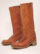 1970s Vintage 14' Sunrise Western Campus Zipper Boots 6 - 6.5 N