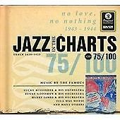 Various - Jazz in the Charts, Vol. 75 (No Love, No Nothing, 1943-1944)  CD  NEW